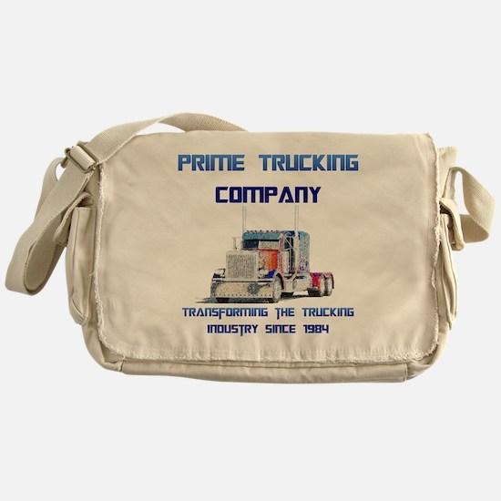 Prime Trucking Messenger Bag