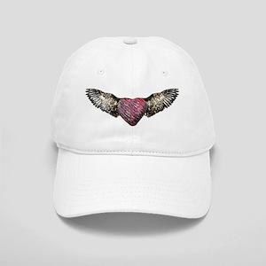 Flying Heart Cap