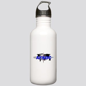 AFSOC (new) Stainless Water Bottle 1.0L