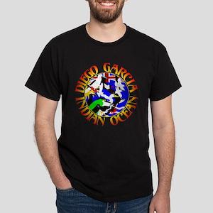 Diego Garcia Birds Dark T-Shirt