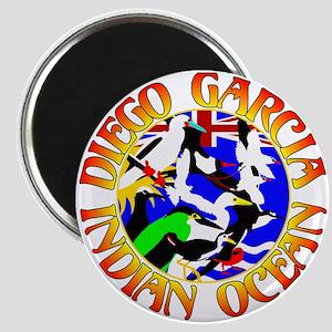 Diego Garcia Birds Magnet
