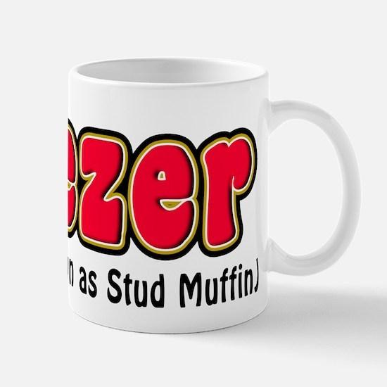 Grandpa Geezer Mug