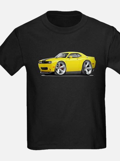 Challenger SRT8 Yellow Car T