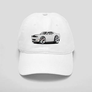 Challenger SRT8 White Car Cap