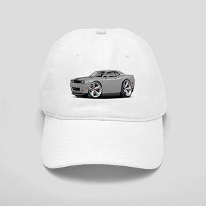Challenger SRT8 Silver Car Cap