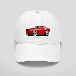 Challenger SRT8 Red Car Cap