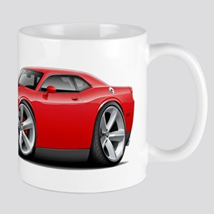 Challenger SRT8 Red Car Mug