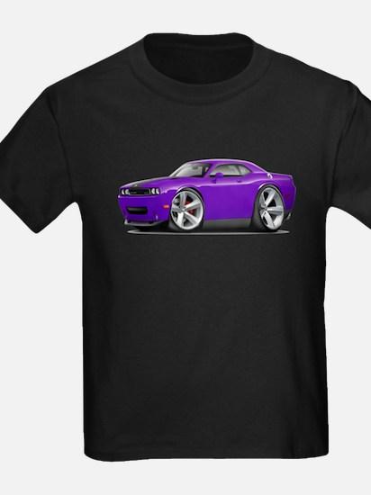 Challenger SRT8 Purple Car T