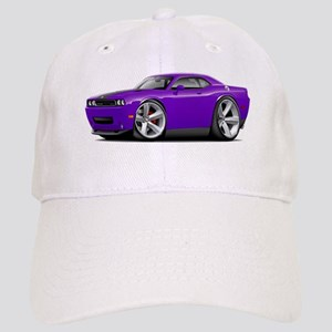 Challenger SRT8 Purple Car Cap