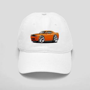 Challenger SRT8 Orange Car Cap
