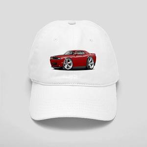 Challenger SRT8 Maroon Car Cap