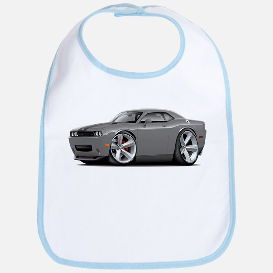 Challenger SRT8 Grey Car Bib
