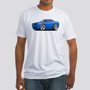 Challenger SRT8 B5 Blue Car Fitted T-Shirt