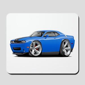 Challenger SRT8 B5 Blue Car Mousepad