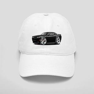 Challenger SRT8 Black Car Cap