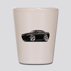 Challenger SRT8 Black Car Shot Glass