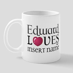 Edward Loves Mug