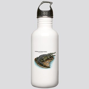 American Crocodile Stainless Water Bottle 1.0L