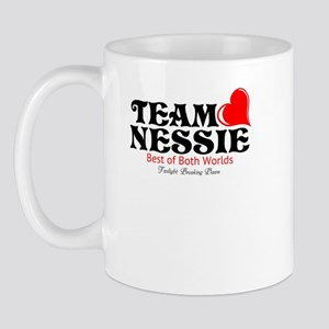 Team Nessie (blk/red) Mug