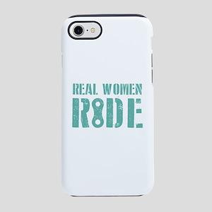 Real Women Ride iPhone 7 Tough Case