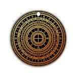 Feng shui1 Ornament (Round)