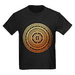 Feng shui1 Kids Dark T-Shirt