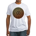 Feng shui1 Fitted T-Shirt