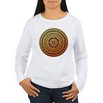 Feng shui1 Women's Long Sleeve T-Shirt