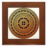 Feng shui1 Framed Tile