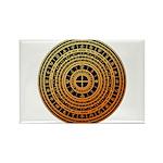 Feng shui1 Rectangle Magnet (100 pack)