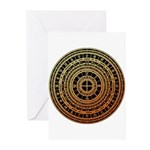 Feng shui1 Greeting Cards (Pk of 10)