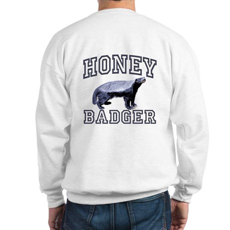 He Don't Care Sweatshirt