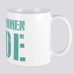 Real Women Ride Mugs