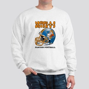 Fantasy Football - Drunk-Os Sweatshirt