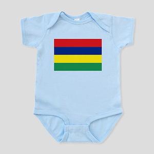 Flag of Mauritius Infant Creeper