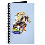 Carousel Horses Journal