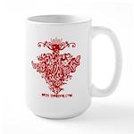 Mistletoe Large Mug