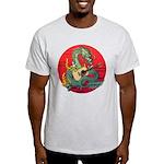 Dragon guitar (a) Light T-Shirt