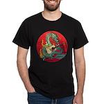Dragon guitar (a) Dark T-Shirt