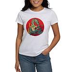 Dragon guitar (a) Women's T-Shirt