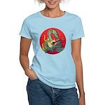 Dragon guitar (a) Women's Light T-Shirt