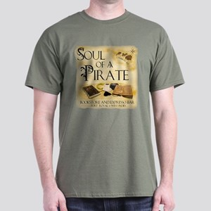 Soul of a Pirate Dark T-Shirt