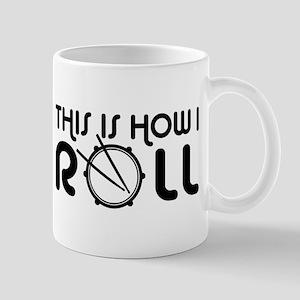Funny Drummer Mug