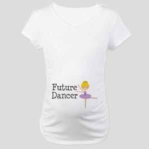 Future Dancer Maternity T-Shirt