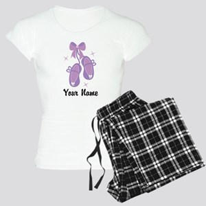 Customized Ballet Slippers Women's Light Pajamas