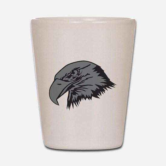 F-15 Eagle Shot Glass