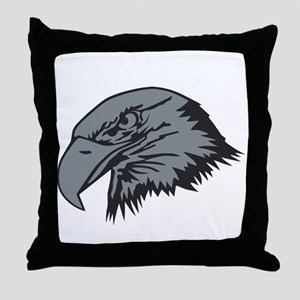 F-15 Eagle Throw Pillow