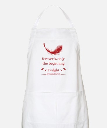 Forever is only the beginning Apron