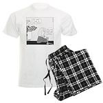 Newtons (no text) Men's Light Pajamas