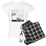 Newtons (no text) Women's Light Pajamas